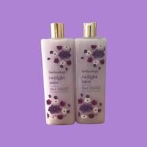 2 Bodycology Twilight Mist Body Wash & Bubble Bath 16 oz each FREE PRIOR... - $27.22