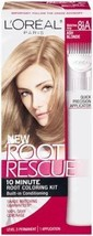 L'Oreal Root Rescue Hair Coloring Kit - #8.5A Ash Blonde (Pack of 3) - $59.95