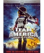 Team America: World Police (DVD, 2005, Widescreen Collection/Rated) - $112,75 MXN