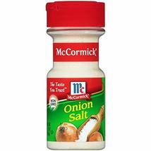 McCormick Onion Salt (526561) 5.12 oz - $9.85