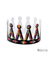 Magic Color Scratch Crowns (1 dz) - $9.11