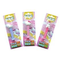 PEZ Sanrio Hello Kitty Unicorn Dispensers Set Includes 3 Different Dispe... - $15.99
