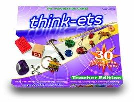 Think-ets Tiny Trinket Imagination Game (Teacher Edition) - $19.26