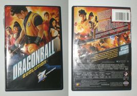 Dragonball: Evolution: Z Edition with Justin Chatwin & James Marsters - dvd - $2.22