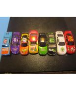 Die Cast Racing Cars 8 Count - $2.93