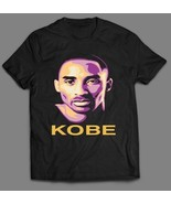 KOBE BRYANT LAKERS BLACK MAMBA NIKE *HIGH QUALITY OLDSKOOL* Shirt *MANY ... - $24.74+