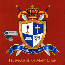 A Battle Cry Goes Out - USB Plug-In by Fr. Maximilian Mary Dean