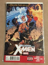 WOLVERINE AND THE X-MEN #035 #35 Marvel Comics Near Mint Comic Book - $1.89