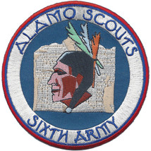 United States Army 6th Alamo Scouts Patch - $11.87