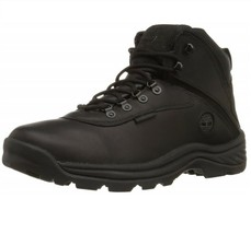 Timberland White Ledge Mid Seam-Sealed Waterproof Ankle Boot Men's Black... - $107.91