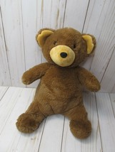 "Manhattan Toy Company 11"" Brown Teddy Bear Plush Stuffed Toy Lucy Woodla... - $34.64"