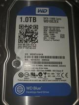 """Western Digital WD10EZEX-08WN4A0  1.0TB 3.5"""" Sata Hard Drive - $40.99"""
