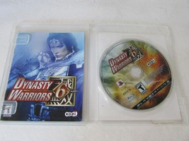 VIDEO GAME- USED-PLAYSTATION 3 DYNASTY WARRIORS 6 W/CASE & MANUAL - $7.83