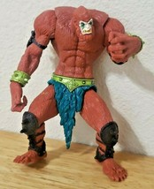 "Beast Man 2001 Mattel Master's of the Universe MOTU Action Figure He-Man 6"" - $4.99"