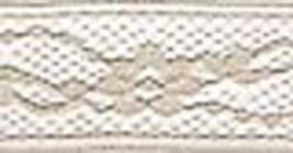 Wrights Flexi Lace Hem Tape 3/4 inch 3 Yards Beige 117-305-091 (3-Pack) - $12.36