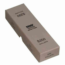 Gray Chipboard Small Dollar Coin Roll Storage Box - $8.49