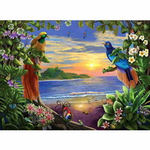 PaintingStyle RA3030 CHUNXIA Framed DIY Painting By Numbers Butterfly Ac... - $7.53