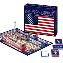 America's Spirit Patriotic Family Board Game History [New] - $29.99