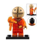 Sam (Trick 'r Treat) Movie Horror Custom Minifigures Building Toys Gift - $2.99