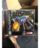 Raystorm, Playstation 1 PS1, complete CIB Working Designs, rare red ship... - $233.74