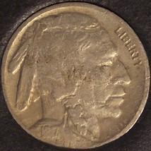 1917-D Buffalo Nickel VF #01077 - $67.99