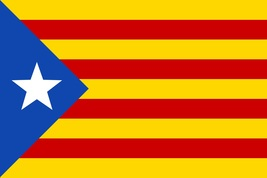 Creamy  catalan flag  18.10.17 thumb200