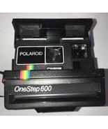 Polaroid 600 Land Camera One Step Instant Film Camera Rainbow Sold Not w... - $23.31