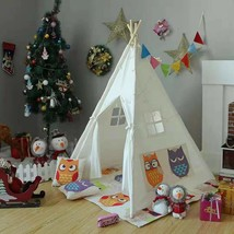 Indian Teepee tent for Kids Holiday gift for Children play house for gir... - $37.61+