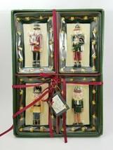 "Cindy Shamp Art - Have A Merry Olde Christmas - Mini Plate Set Tray. 4"" ... - $44.61"