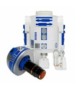 Disney Star Wars Seal Stand R2-D2 Gimmick Name Seal Holder Entrance Ornament  - $58.41
