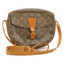 LOUIS VUITTON Monogram Jeune Fille GM Shoulder Bag M51225 LV Auth 9121 *... - $398.00