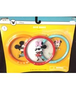 Disney Dive Rings Pool Set Game Mickey & Minnie Mouse Mermaid New in Pac... - $2.37