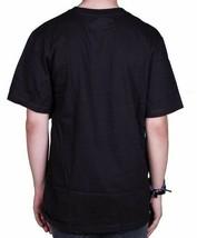 LRG Mummy Wrapped Panda Men's Premium Fit Black Graphic Tee NWT image 2