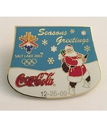 Rare 2002 Salt Lake City Winter Olympics Official Coca-Cola Employee Pin - $74.20
