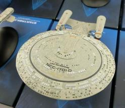 Star Trek Uss Enterprise Ncc 1701 D Spaceship Model Beyond U Y0T - $27.99