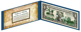 MASSACHUSETTS State $1 Bill *Genuine Legal Tender* US One-Dollar Currenc... - $8.86
