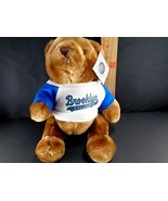"Plush Brooklyn Cyclones MLB Baseball Rally Bear Stuffed Toy Doll 11"" - $13.85"
