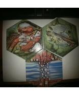 1992 Battle Masters Board Game Large Tiles(3) - $13.98