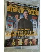 November 2006 Dreamwatch Magazine Pristine Condition SUPERNATURAL Star Trek - $24.49