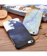 Roybens® Vintage Vivid Hard Plastic Cover For iPhone 5S For iPhone SE Ma... - $5.51