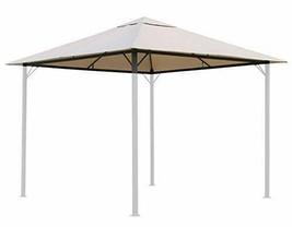 QUICK STAR Ersatzdach für Garten Pavillon 3x3m Sand Antik Pavillondach  - $95.52