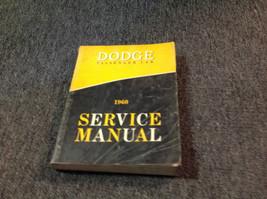 1960 Dodge Passenger Car Service Shop Repair Workshop Manual OEM Factory - $98.99