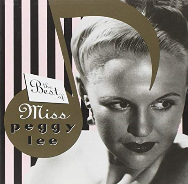 The Best Of Miss Peggy Lee Cd