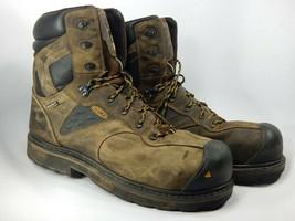 Keen Tacoma XT CSA Size 13 M (D) EU 47 Men's Shock Proof WP Work Boots 1015399