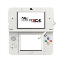 New Nintendo 3DS White System Model Console kisekae Japan From japan - $231.02