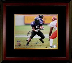 Ladainian Tomlinson signed TCU Horned Frogs 16x20 Photo Custom Framed- T... - $144.95