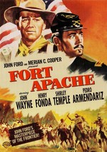 Fort Apache 1948 Action/Adventure Movie POSTER - $6.28+