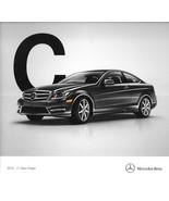 2015 Mercedes-Benz C-CLASS Coupe sales brochure catalog 250 350 C63 AMG - $8.00