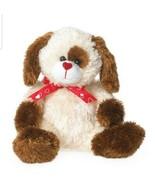 "Boyds Bears 6"" Hugsley The Dog Valentine's Day Plush Buddies ~ 4038162 - $18.00"