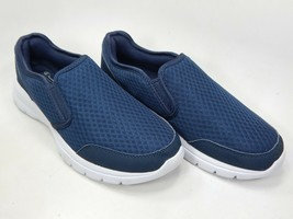 Champion Encore Size 6.5 M (D) EU 38.5 Men's Slip On Casual Shoes Navy Blue